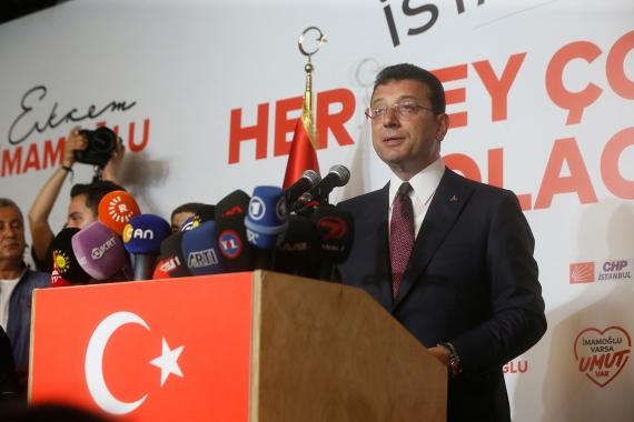 İBB Meclisi, Ekrem İmamoğlu başkanlığında 8 Temmuz'da toplanacak