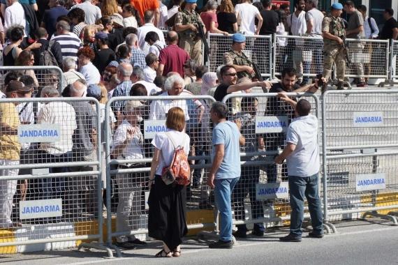 Gezi davasında Kavala ve Aksakoğlu savunma yaptı
