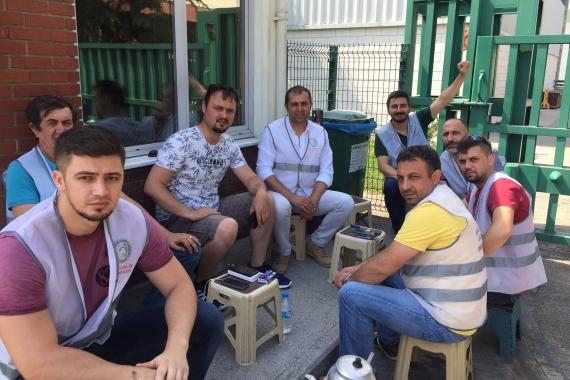 Cargill direnişi 434. gününde: Adım atılmazsa direniş İstanbul'a taşınacak