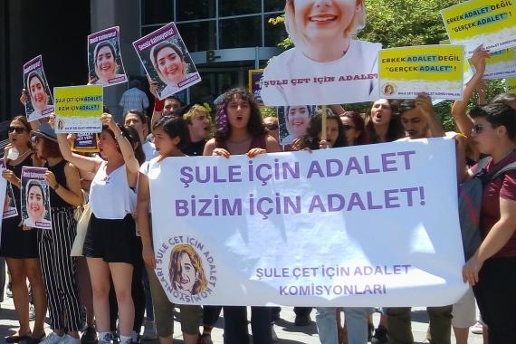 Şule Çet davasının 4. duruşması 16 Ekim'de görülecek: Sanıkların intihar savı çöktü