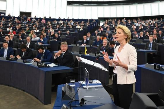 Ursula von der Leyen'in sıradan olmayan Avrupa Komisyonu başkanlığı