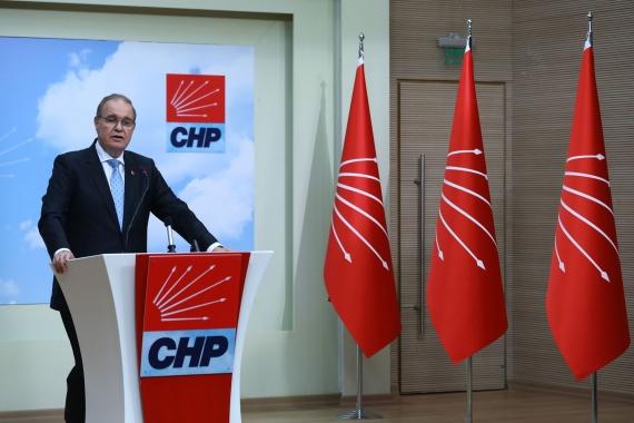 CHP Sözcüsü Faik Öztrak: Yıllık bütçe açığı hedefine neredeyse 6 ayda ulaşıldı