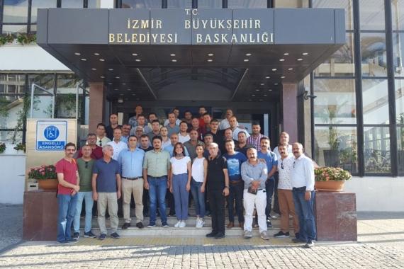 """İZENERJİ'de işçiler """"evet"""" dedi, TİS imzalandı"""