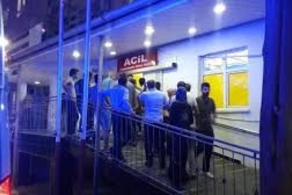 Ceylanpınar'da patlama: 5 kişi yaralandı