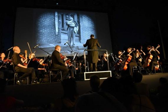 Uluslararası Kadıköy Festivali'nin açılışı Charlie Chaplin'den