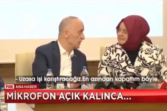 Düşük zamma imza atan Türk-İş yönetimine ve Ergün Atalay'a istifa çağrısı