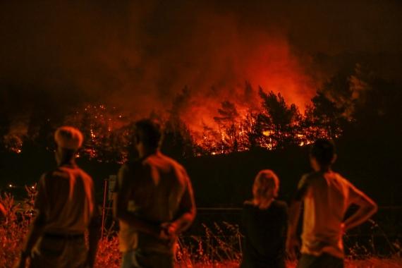 THK yetkilisi: Yangın söndürme uçaklarımız ne bozuk, ne de yağ kaçırıyor