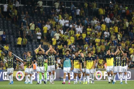 Süper Lig'de ilk haftanın ardından: Fenerbahçe sezona hızlı başladı