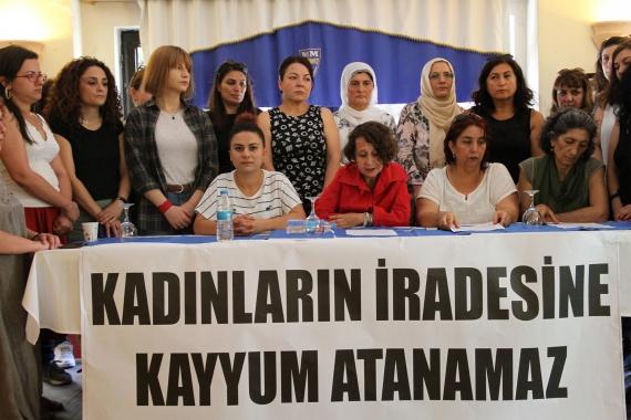 Diyarbakır, Van ve Mardin belediyelerinde kadın çalışmaları rafa kalktı