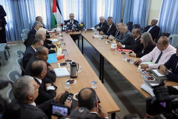 Filistin Başbakanı Iştiyye: Ürdün Vadisi, Filistin'in ayrılmaz parçasıdır