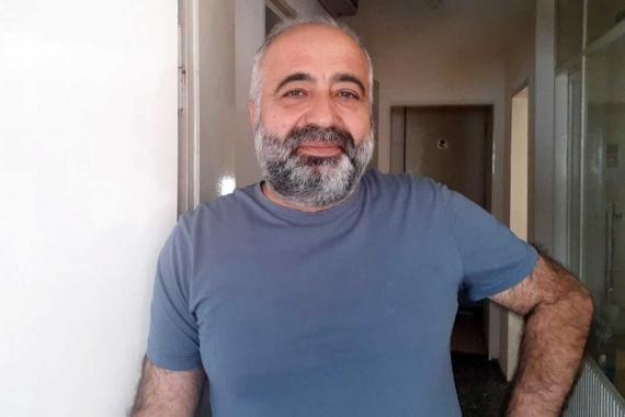 İZBAN'da işten çıkarılan işçi Ecevit Özışık
