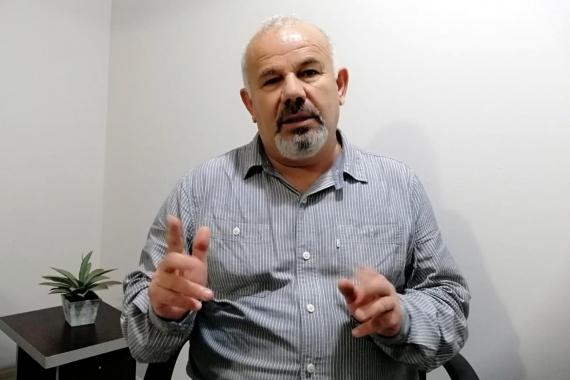 Türkiye Psikologlar Derneği İzmir Şube BaşkanıMevlüt Ülgen