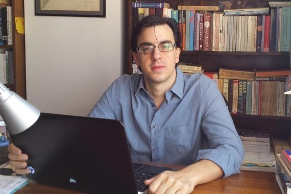 ABD Le Moyne Üniversitesinde Siyaset Bilimi Bölümünde görev yapan Yardımcı Doçent Yunus Sözen
