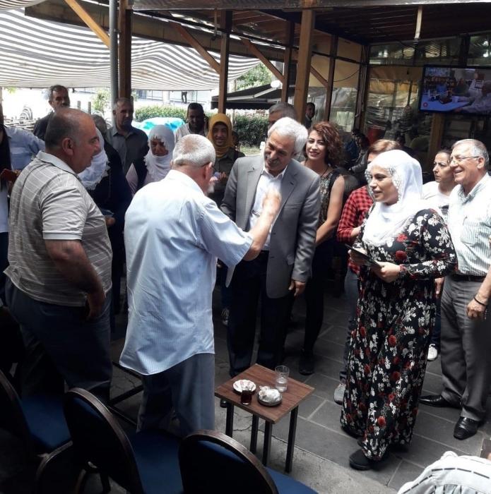 HDP Diyarbakır Adayı Mızraklı: Onurlu barışa  bugün de inanıyorum