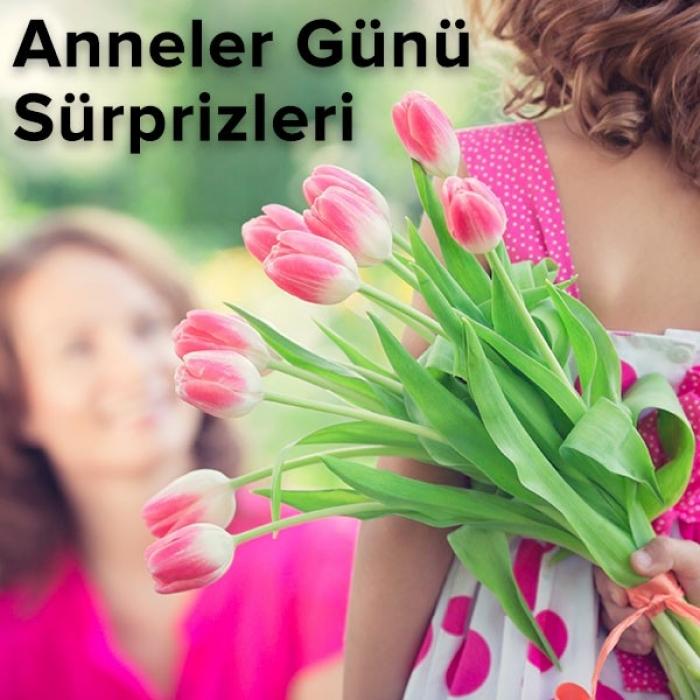 Çiçek Sepeti ürünleri, Anneler Günü indirimiyle 444Çiçek'te