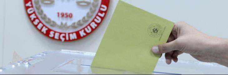 AGİT'ten seçim öncesi ilk mesaj: Daha fazla gözlemci olacak