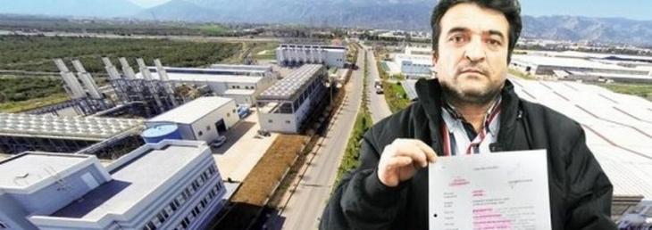Antalyalı işçi hukuk mücadelesini kazandı