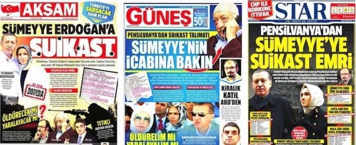 Star, yalanlanan 'suikast' haberleri sebebiyle Oran'a 10 bin lira ödeyecek!