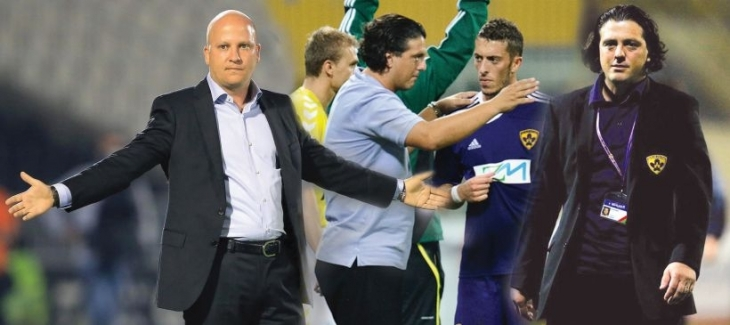 Slovenya futbolunda ırkçılık gölgesi