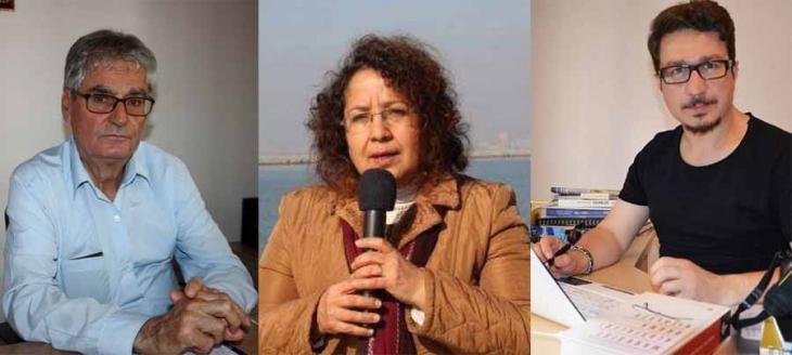 İzmirli gazeteciler: Gazeteci tutuklamak meşrulaştırılıyor
