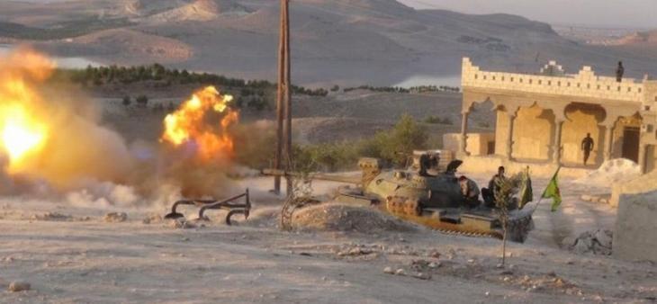 QSD, Teşrin'de 2 km ilerledi, şiddetli çatışmalar sürüyor