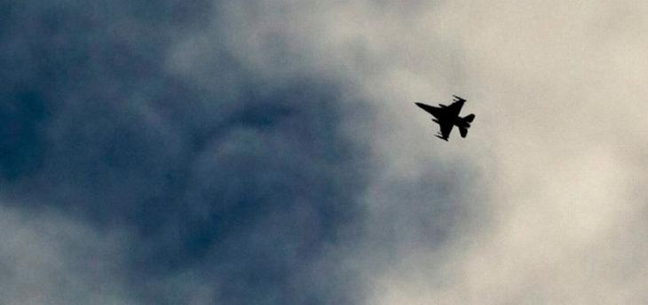 IŞİD noktalarını TSK değil Koalisyon uçakları vurdu