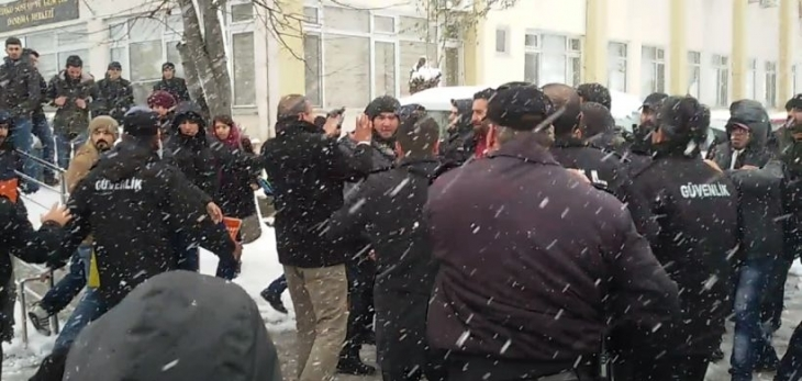 Uludağ Üniversitesindeki Roboskî anmasında gözaltına alınan 3 öğrenci tutuklandı