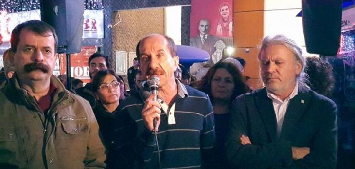 TTB Merkez Konsey Üyesi Sürenkök 'barış' istediği için açığa alındı