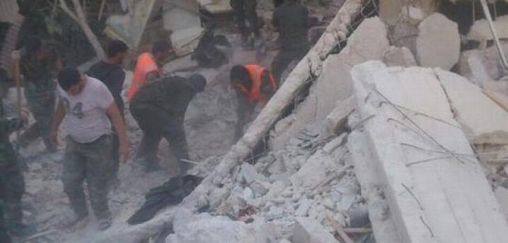 Silahlı grupların Halep saldırısında 34 sivil yaşamını yitirdi