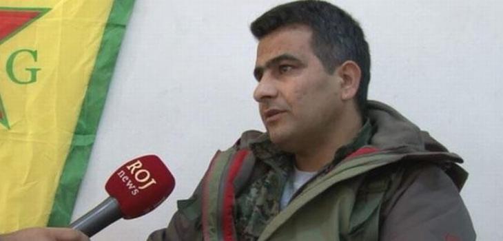 YPG Komutanı: Kobanê katliamında Türkiye'nin rolü belgeli