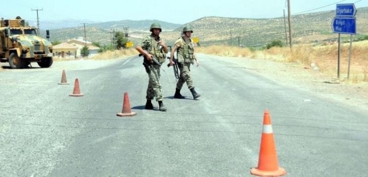 Askeri konvoyda patlama: 2 asker hayatını kaybetti, 4 asker yaralı