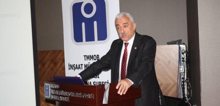 İMO Adana Genel Kurulu başladı