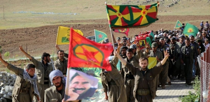 YPG'li Yalçın, Faraşîn'de toprağa verildi