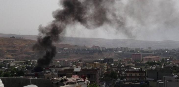 Cizre'de 7 cenazeye daha ulaşıldı, teşhis edilemeyen 3 cenaze defnedildi
