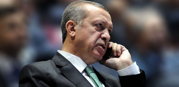 Irak, Erdoğan'ın sözlerine tepki gösterdi