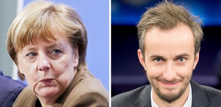 Merkel: Böhmermann açıklamasından pişmanım