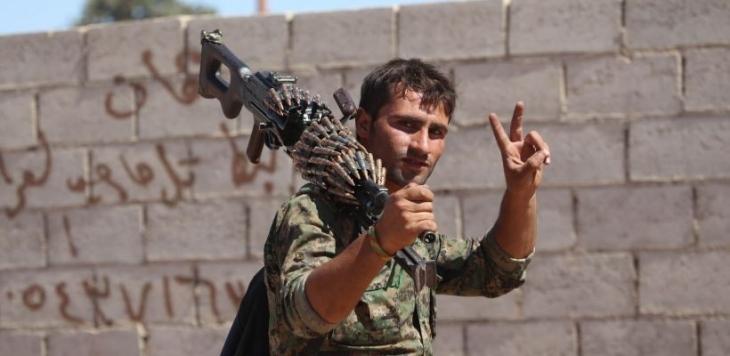 YPG: Haziranda 483 IŞİD'li öldürüldü