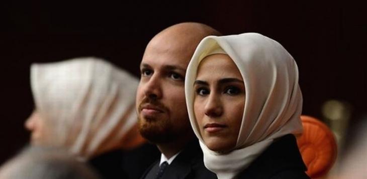 Cumhurbaşkanlığı, Sümeyye ve Bilal Erdoğan hakkındaki IŞİD iddialarını yalanladı