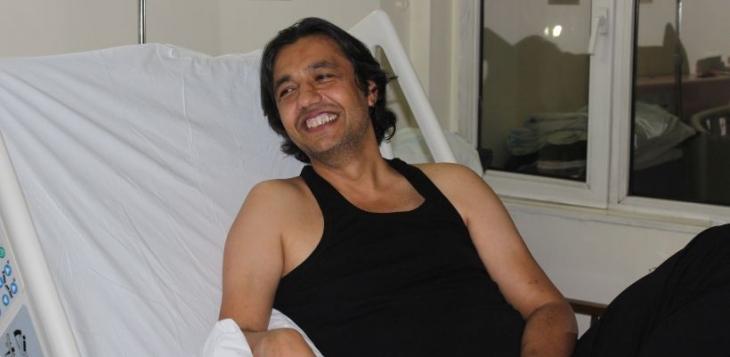 Ankara Katliamı'ndan yaralı kurtulan Gökhan Yaralı: Akan kanı durdurun