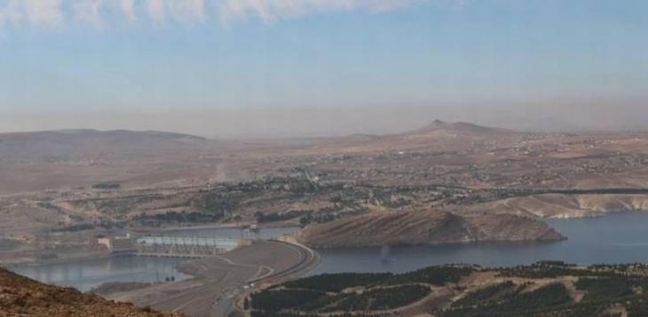 Demokratik Suriye Güçleri, Teşrin Barajı'nı ele geçirdi