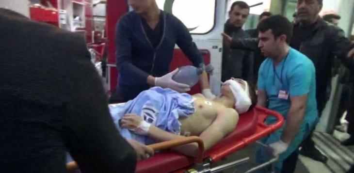 Beyin ölümü gerçekleşen Çakır, Balcalı Hastanesi'ne sevk edildi