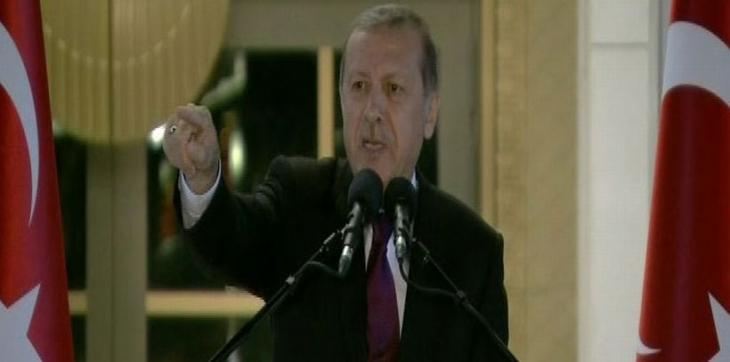 Yabancılar, Erdoğan'ın sarayını görünce 'Haa burası büyük devlet' diyormuş