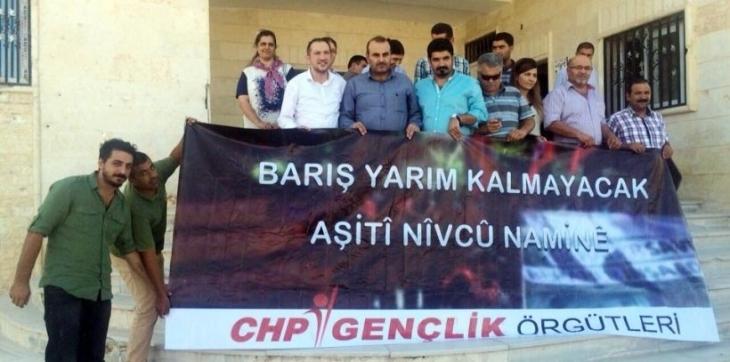 CHP'li gençler Kobanê'den döndü: 'Suruç Katliamı MİT tarafından biliniyordu'
