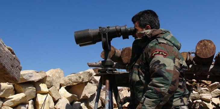 Suriye ordusu, Lazkiye'de 2 köyü daha kontrolü altına aldı