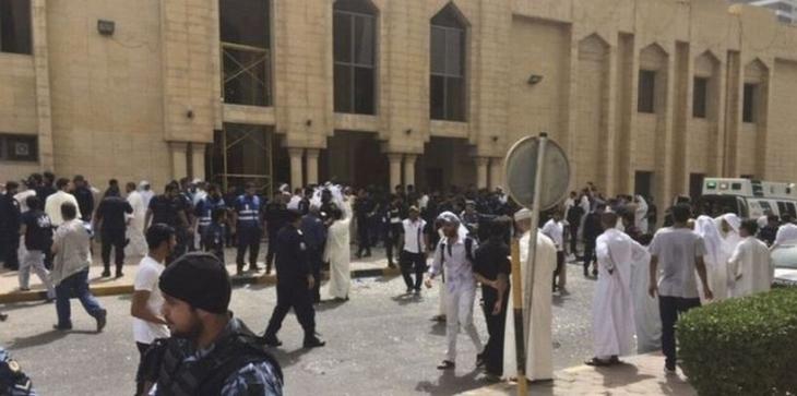 IŞİD, Kuveyt'te Şii camiine saldırdı: 25 ölü