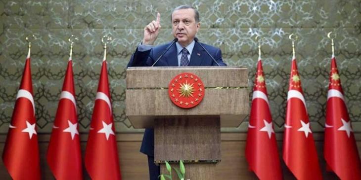 Mısır'a karşı uluslararası çağrı yapan Erdoğan, S. Arabistan'a 'iç hukuk meselesi' dedi