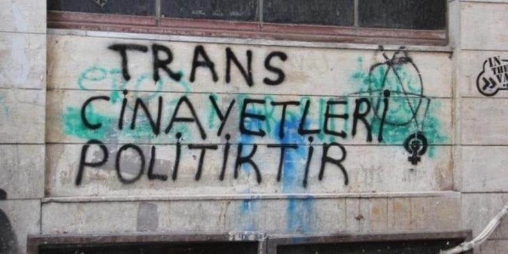 Transfobik cinayette 'haksız tahrik' indirimi