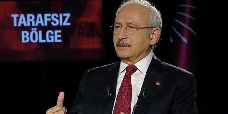 Kılıçdaroğlu: Arınç gün yüzü görmemiş hakikatleri söylemeyecekse hiç konuşmasın