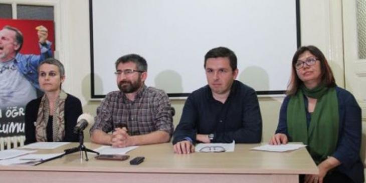 Tutuklu akademisyenlere öğrencilerden mektup