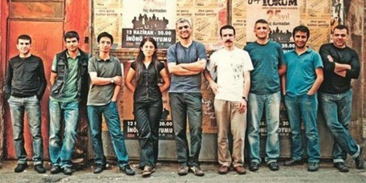 Grup Yorum'un Yenikapı konserine yasak